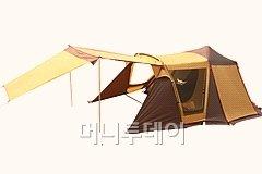 버팔로, 늦여름 본격휴가 캠핑특수