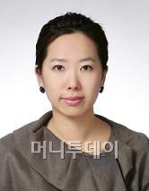 ↑강수연 대우증권 연구원.