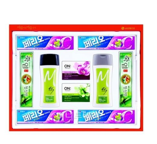 LG생활건강, 친환경 추석 생활용품 선물세트 출시