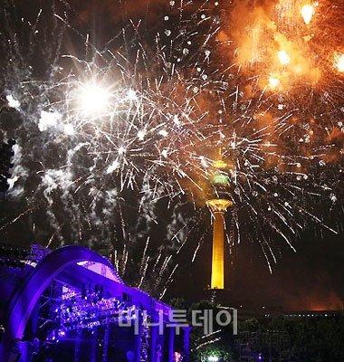 [대구육상]개회식 7시, 202개국 2천여명 '불꽃경쟁'