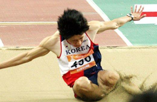김덕현 선수. ⓒKAAF