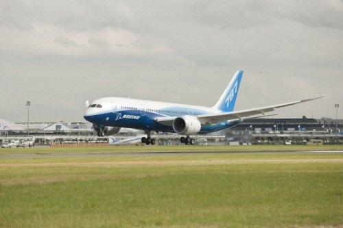 'A380' 대항마, 보잉787 '드림라이너' 서울에어쇼 온다