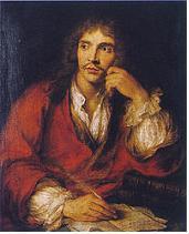 ↑ 프랑스의 극작가 몰리에르(1622~1673)