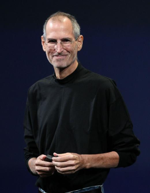 애플의 창업주 스티브 잡스 (사진=AFP) News1