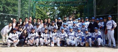 """[스포츠복지] 한진해운 """"20년 전통 야구는 아마 최강"""""""