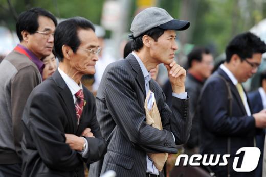 [사진]서울시장 선거 D-5, '누굴 찍을까?'