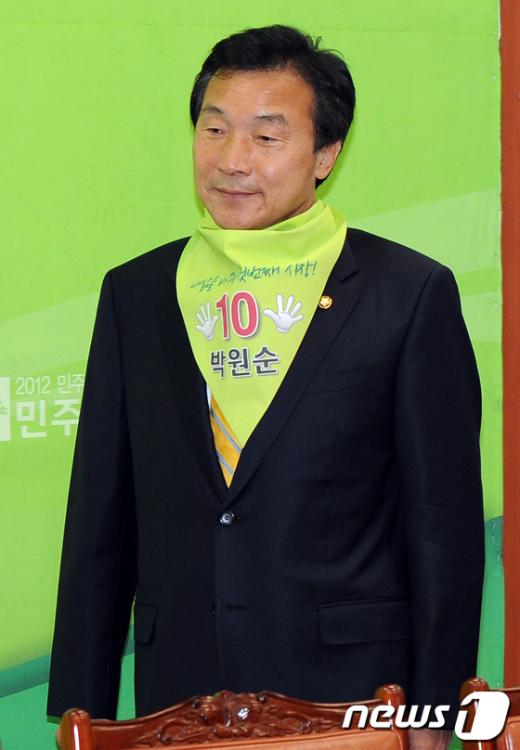 [사진]박원순 후보의 승리를 위해