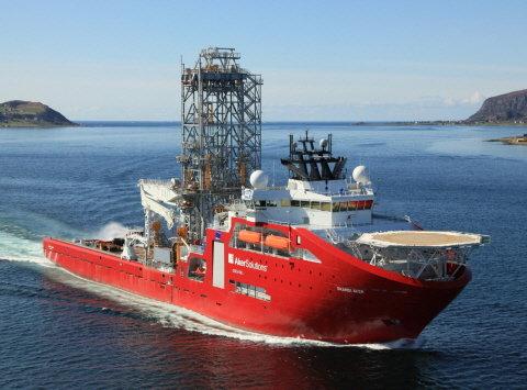 ▲STX OSV가 건조한 해양작업지원선