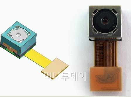 캠시스의 카메라 모듈. 출처: 캠시스 홈페이지 캡처