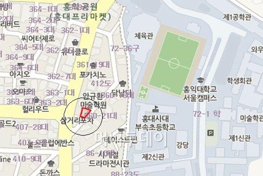 양현석 대표PD가 8년 동안 사들인 토지 위치