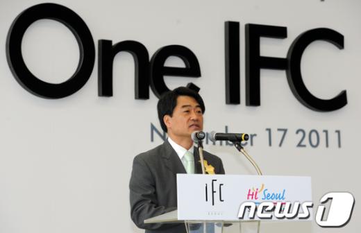[사진]김형주 부시장의 축사