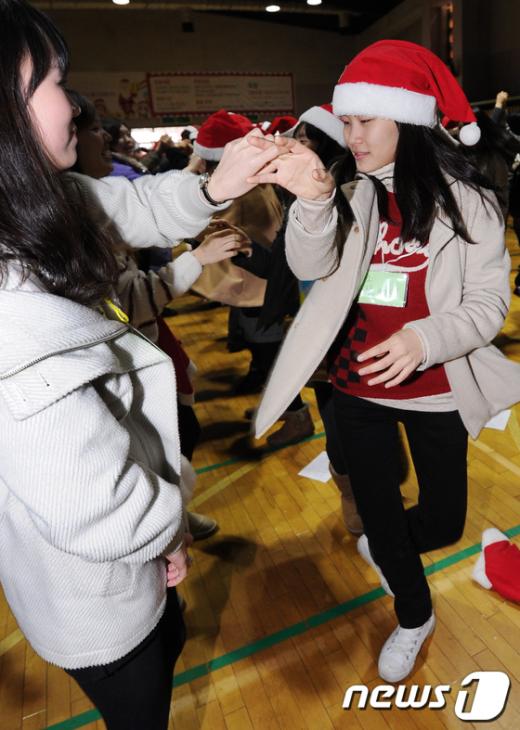 [사진]팔방미인 예비산타들
