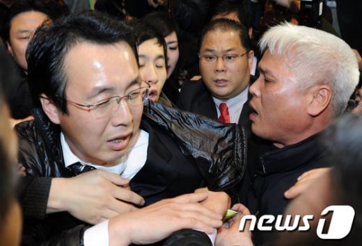 [사진]'전당대회 무효'
