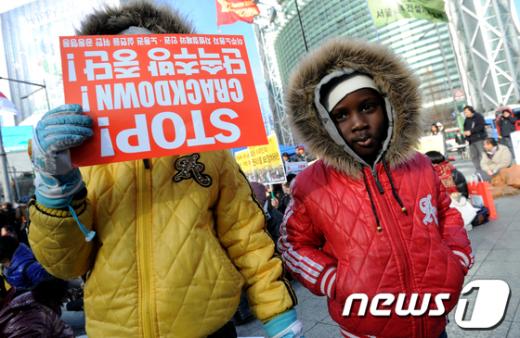[사진]'이 아이들의 눈에 비친 한국은?'