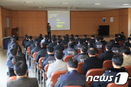 <사진제공=부산해양경찰서>  News1