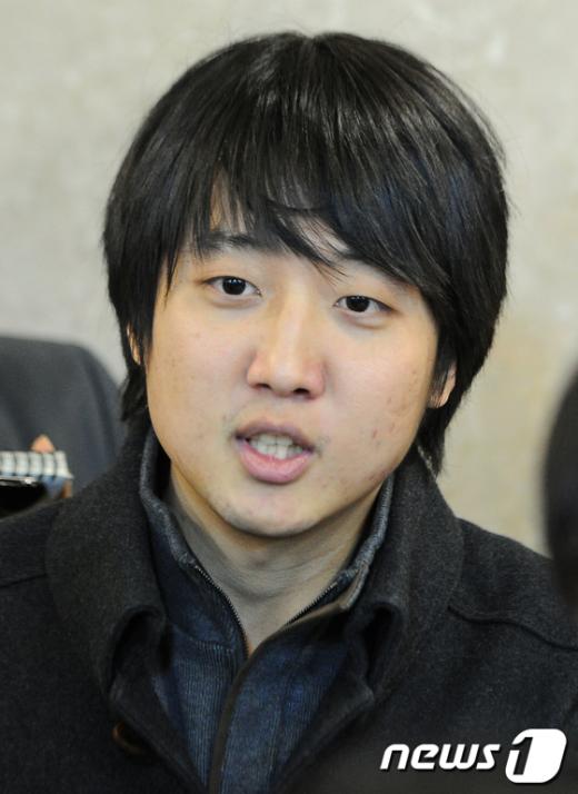 """[사진]이준석 """"디도스 관련 특검 수용"""""""