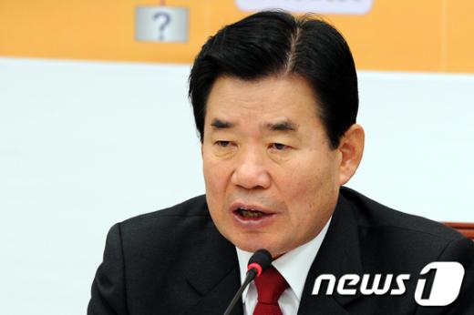 [사진]'민심 헤아리지 못하는 현 정권 안타깝다'