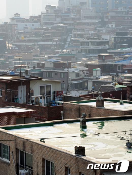 [사진]'아파트 전세난' 연립, 단독주택으로 눈 돌린 세입자들