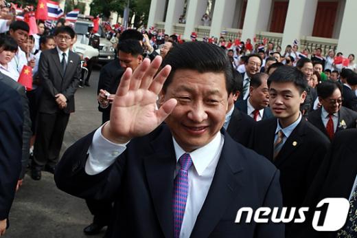 시진핑 중국 국가부주석 AFP=News1
