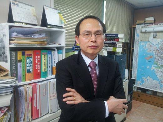 ↑세무법인 민화 마철현 세무사 ⓒ민동훈 기자