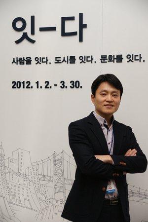 ↑대림산업 기술개발원 특수교량팀 문종훈 과장 ⓒ대림산업