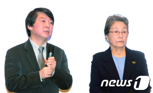 """[사진]안철수 """"기부재단, 기회의 격차 해소 주력"""""""