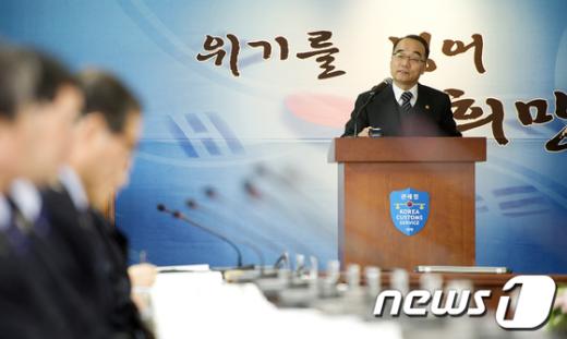 [사진]박재완 장관 '위기를 넘어야할 시기'