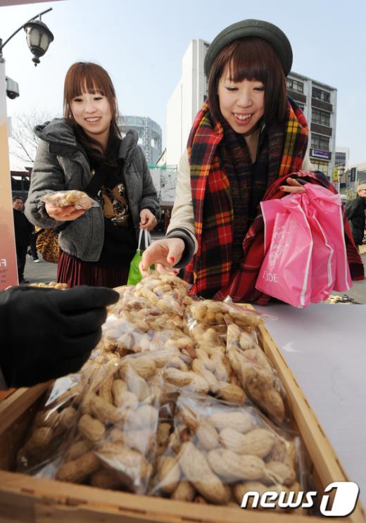 [사진]한국에서 즐기는 정월대보름
