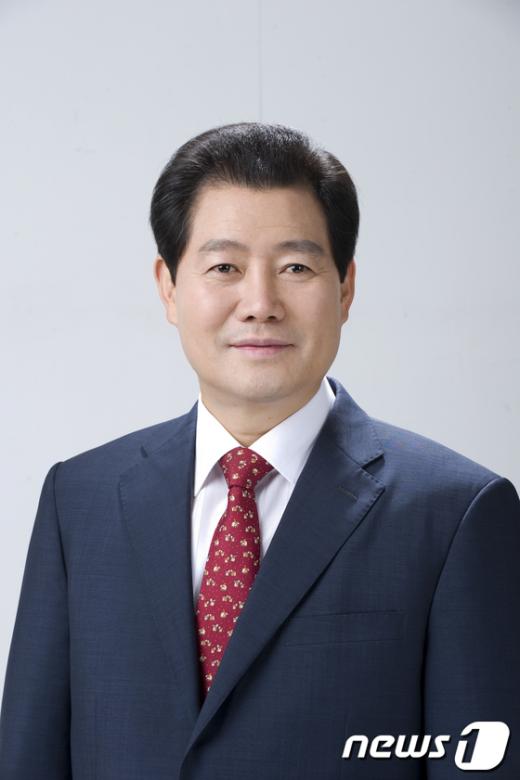 전갑길 민주통합당 광주 광산갑 예비후보  News1