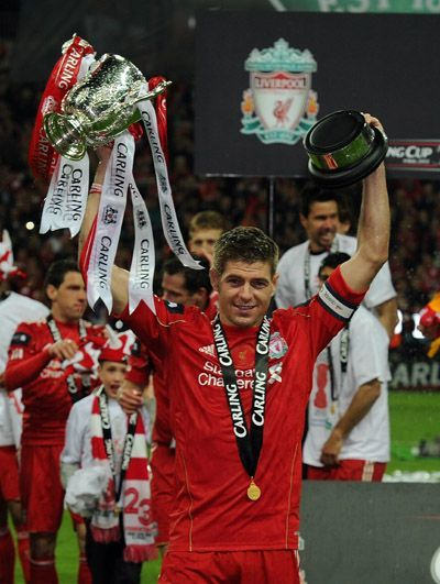 제라드 사촌동생, 리버풀에 칼링컵 우승 안겼다