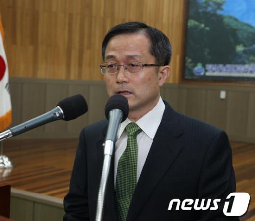 김명훈 경남교육청 부교육감..(경남도교육청 제공)  News1