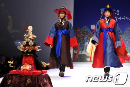[사진]아름다운 조선시대 궁중복식