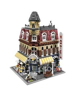 레고 카페코너 모델