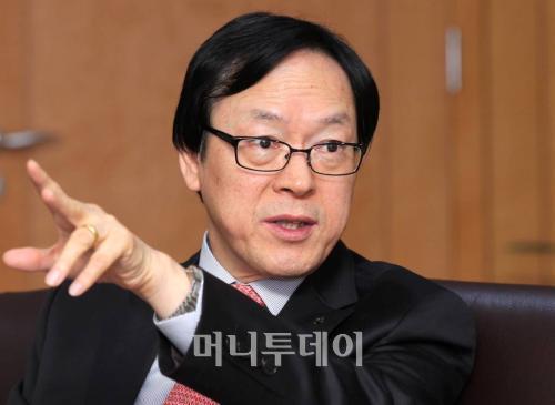 ↑ 김용환 수출입은행장. ⓒ홍봉진 기자.