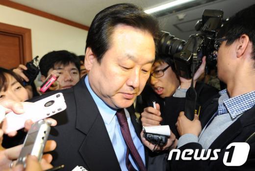 김무성 새누리당 의원@News1