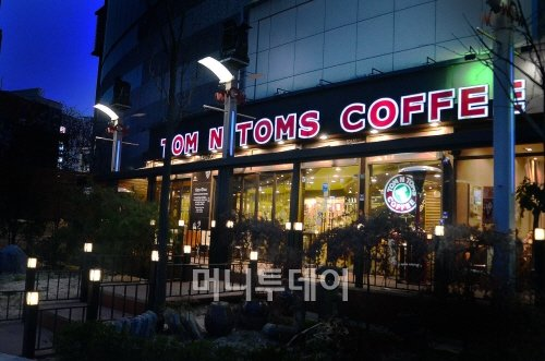 단골고객 가장 많은 '노원구 맛집'이..커피전문점 (?)..