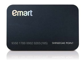 이마트, 자체 포인트카드 운영배경은?