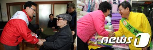 [사진]19대 총선, 서울 성동갑 최후 승자는?