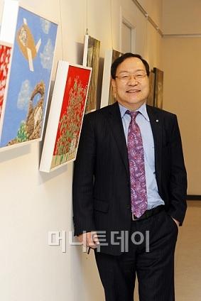 ↑이충희 듀오 사장 ⓒ임성균 기자