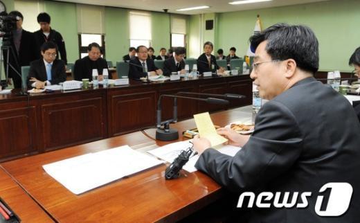 [사진]기획재정부, FTA활용지원 정책협의회