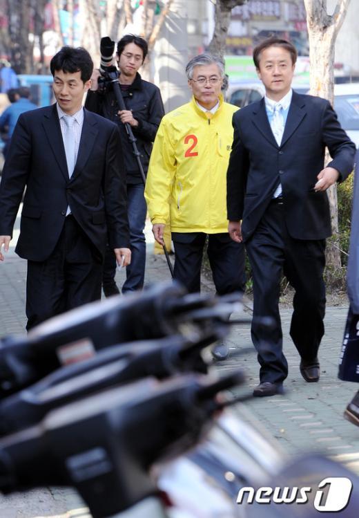 [사진]문재인 '민심 행보'