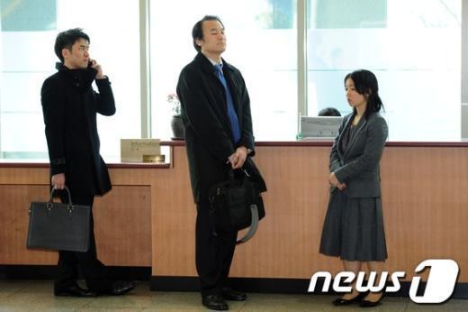 [사진]'눈감은 일본'