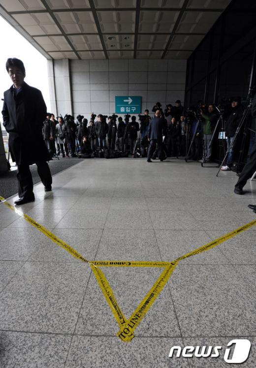 [사진]진경락 총리실 과장 검찰소환 불응