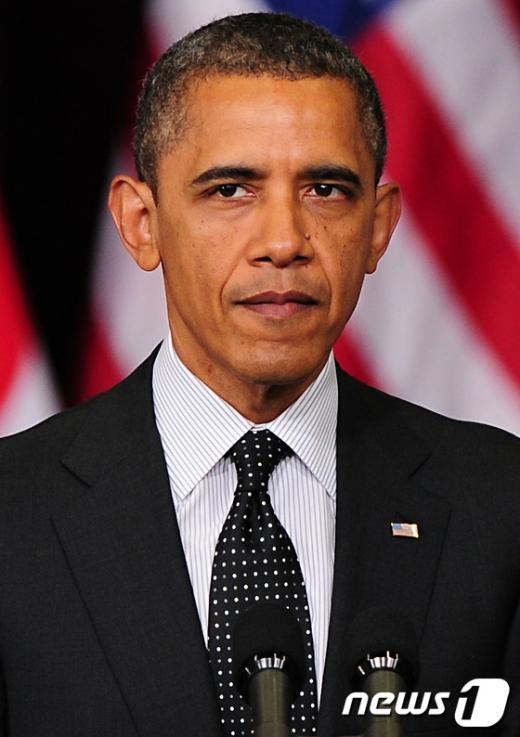 버락 오바마 미국 대통령  News1 한재호 기자