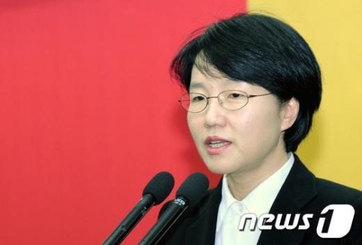 [사진]박선숙 사무총장 사퇴
