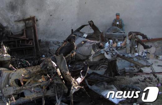 아프가니스탄 수도 카불  AFP=News1