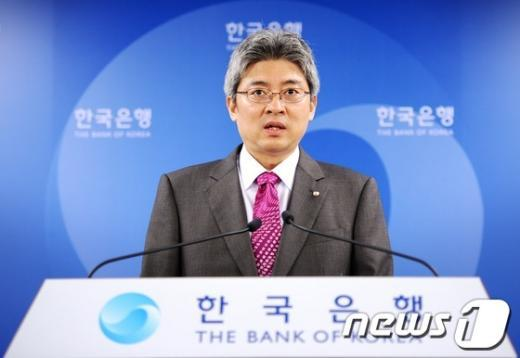 [사진]한국은행, 2012 수정 경제전망 설명회