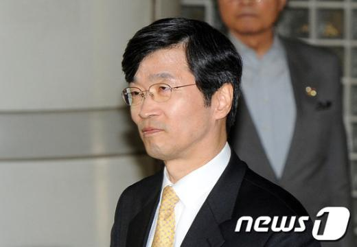 [사진]곽노현 교육감, 항소심 징역1년 구형