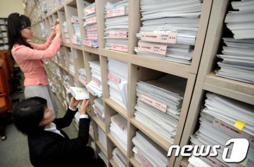 [사진]18대 국회에 남겨진 법안들..