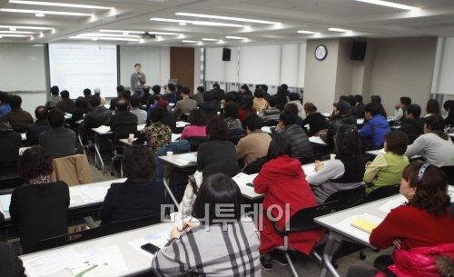 ⓒ 소상공인 창업아카데미 모습 (사진 = 류승희 기자)